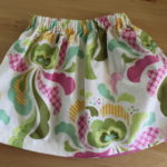 Garment Sewing: Baby Skirt