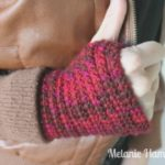 How to Crochet Fingerless Gloves Video