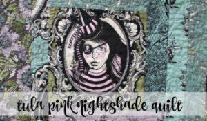nightshade quilt