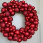 Easy Ornament Wreath DIY Tutorial