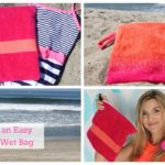 Wet Bag or Bikini Bag Tutorial