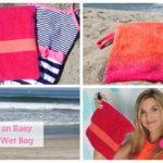 Wet Bag or Bikini Bag Tutorial