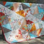 Easy Layer Cake Quilt Top Tutorial