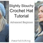 Free Slightly Slouchy Crochet Hat Pattern