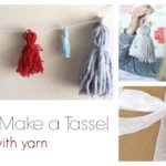 How to Make a Tassel with Yarn