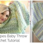 New Crochet Blanket Tutorial!