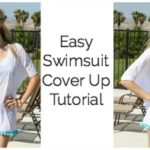 Easy Swimsuit Cover Up Tutorial!