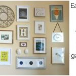 How to hang a gallery wall – Easily