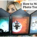 Photo Tombstones: Easy Halloween DIY
