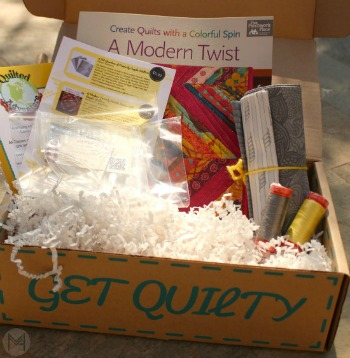 What's in a Quilty Box?