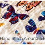 How to Hand Quilt Around a Shape