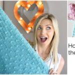 Baby Bobble Crochet Blanket Video Course!