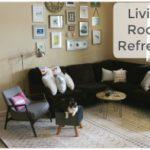 My Living Room DIY Refresh!