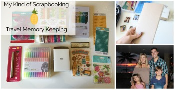 How to Travel Scrapbook – Family Hawaii Trip