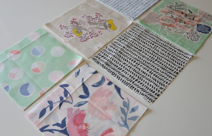 how to cut patchwork