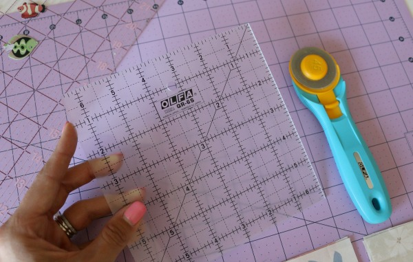 tools to cut patchwork