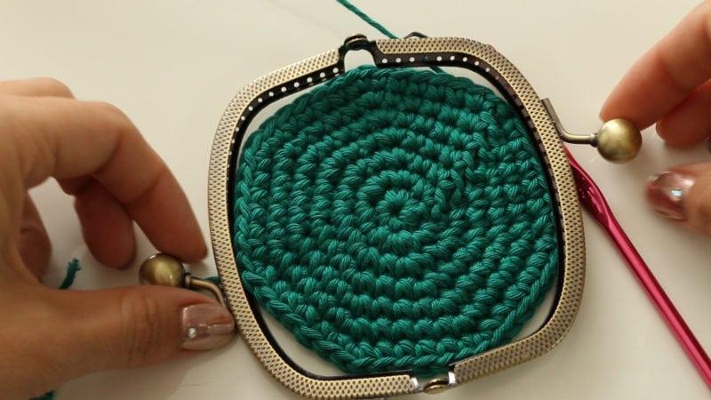 How To Crochet A Coin Purse Melanie Ham