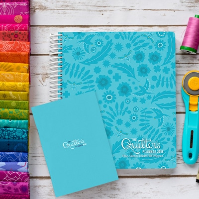 Gift for quilters – The Quilter's Planner