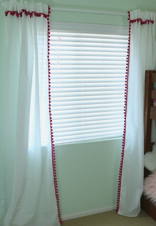 Pom Pom Curtains