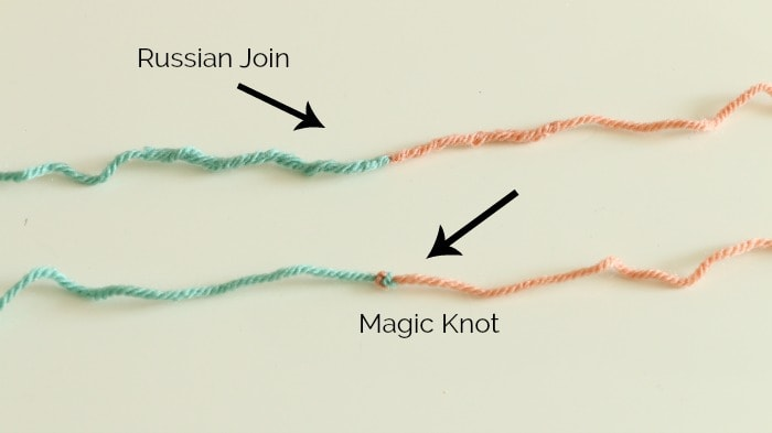 Knit Picks Russian Join : Crochet basics the russian join melanie ham
