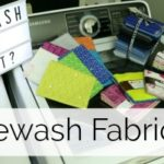 Do you pre-wash fabric for quilts?