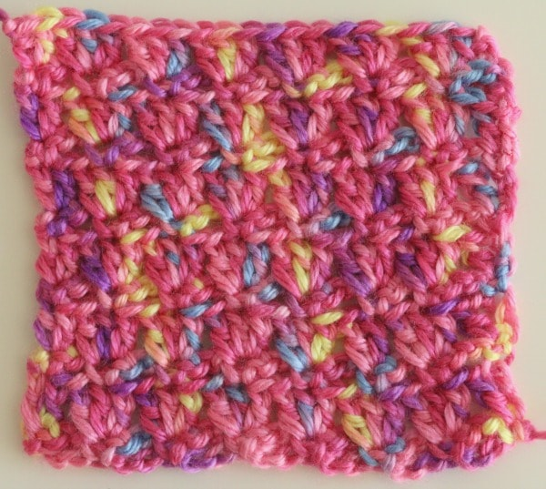 pink turtle shell crochet