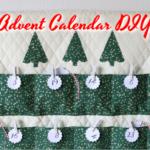 Advent Calendar DIY – Simple Sewing Tutorial