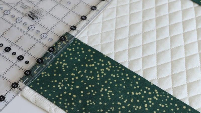Advent Calendar DIY - Simple Sewing Tutorial - Melanie Ham