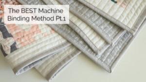 best machine binding