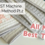 The Best Machine Quilt Binding Tutorial Method Part 2