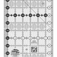 Creative Grids Rectangle Quilting Ruler