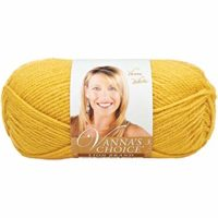 Vanna's Choice Yarn, Mustard