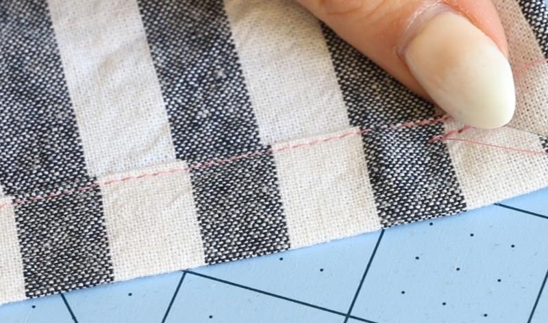 edgefoot stitch