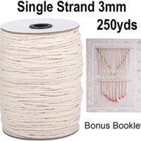 Single Strand Macrame Cord