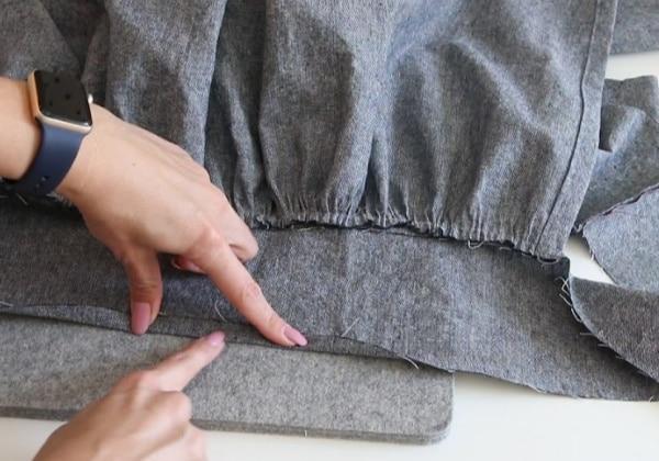 iron apron waistband