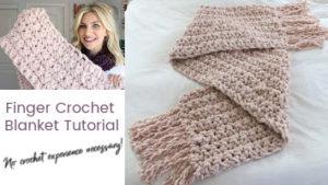 finger crochet