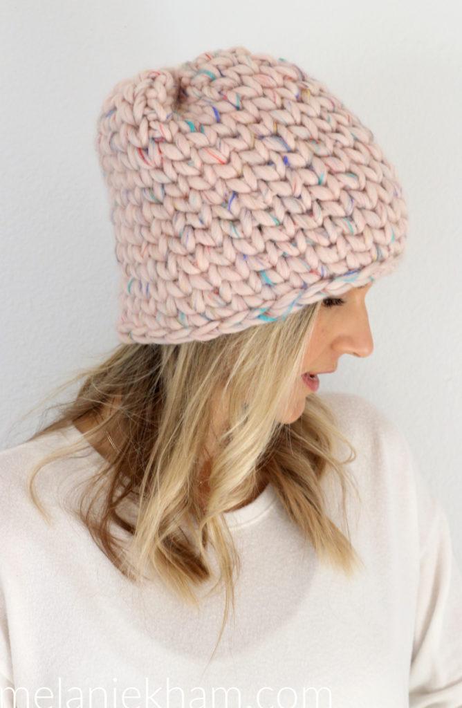 waistcoat crochet hat