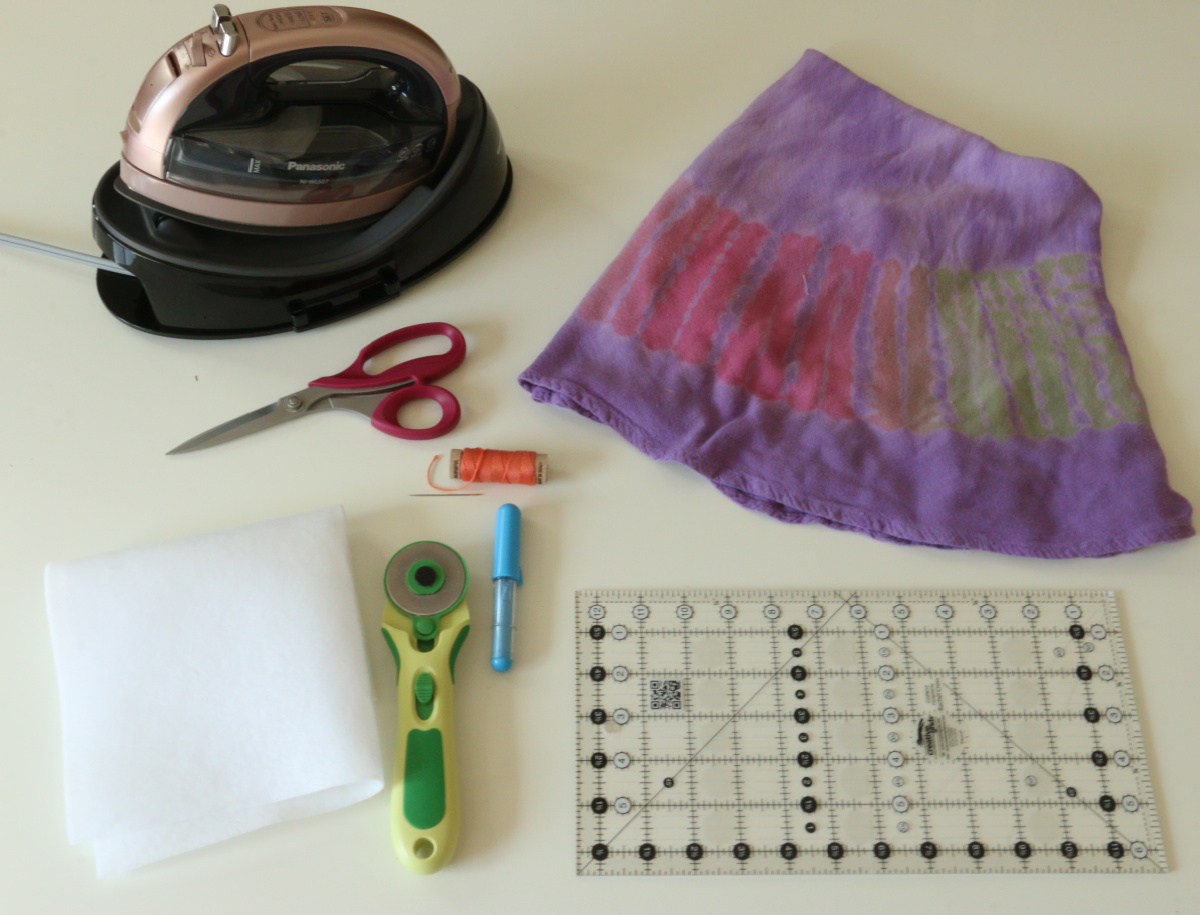 Trinket tray sewing tutorial